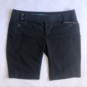 Under Armour Performance Golf Shorts Black Size 8